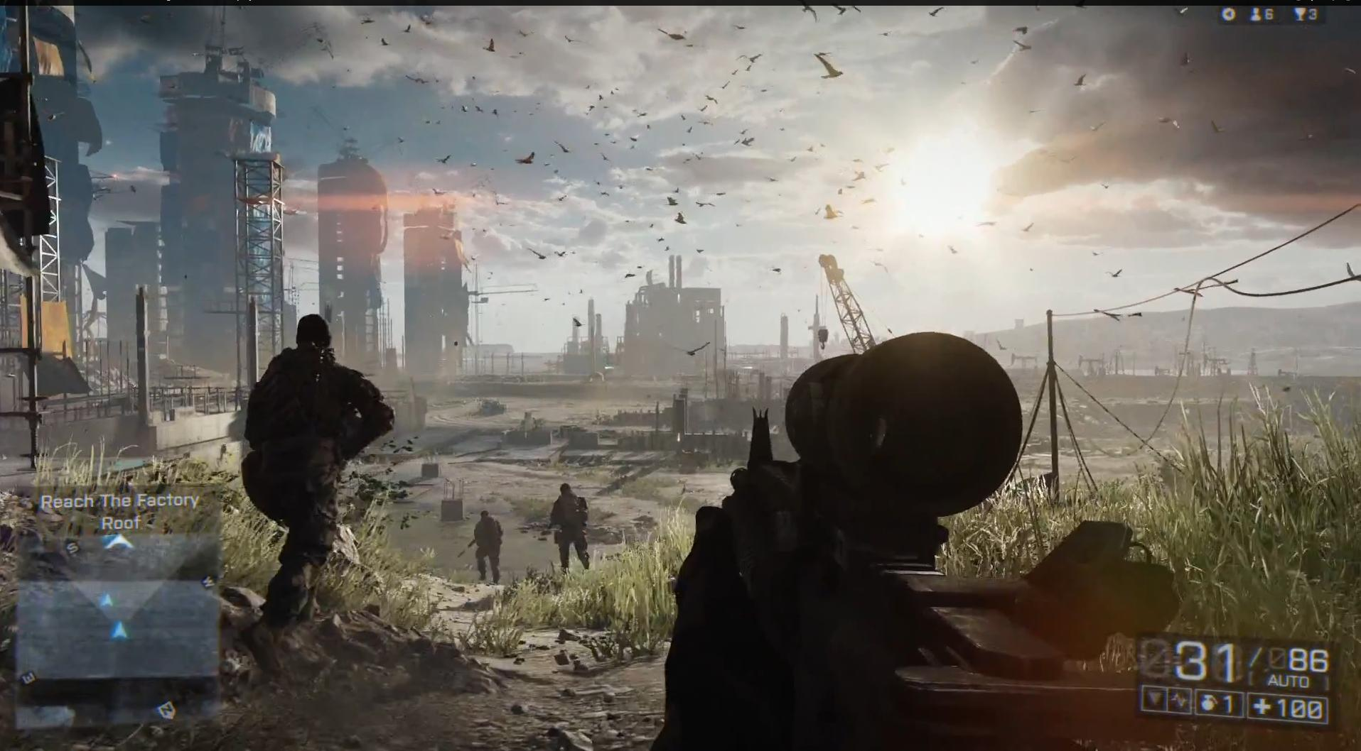 Battlefield 4 Full Graphics Settings